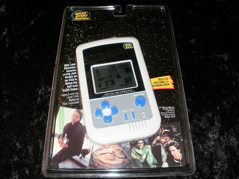 Star Wars Return of the Jedi - Vintage Handheld - Micro Games of America 1994 - Brand New