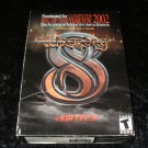 Wizardry 8 - 2001 Sirtech - Windows PC - With Box - Encore 2003 Re-Release