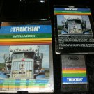Truckin - Mattel Intellivision - With Manual & Box - Rare