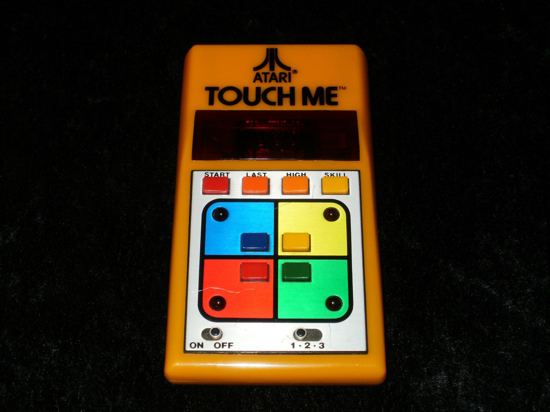 Touch Me - Vintage Handheld - Atari 1978