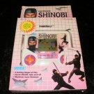 Shinobi - Vintage Handheld - Tiger Electronics 1990 - Complete CIB