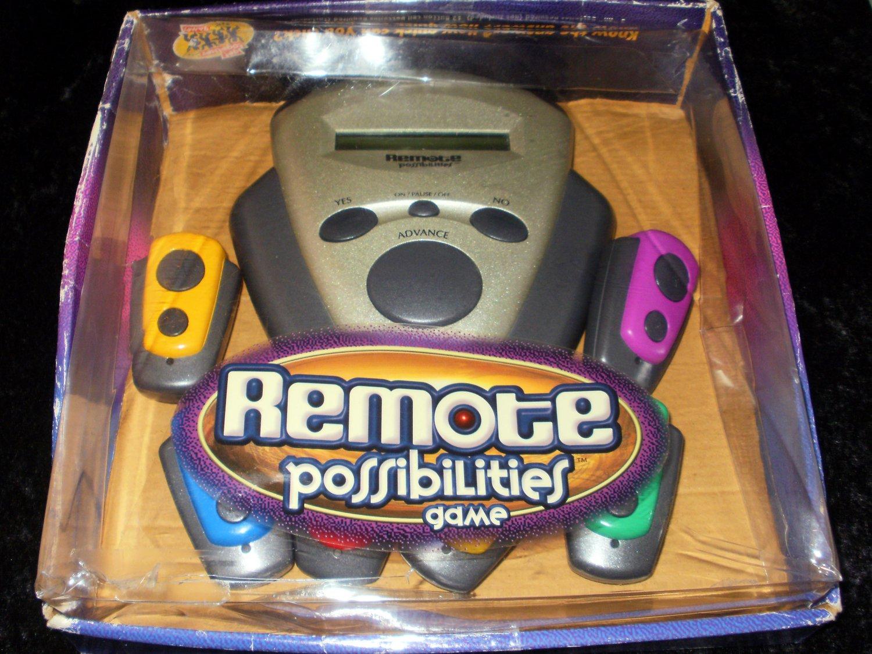 Remote Possibilities - Handheld - Hasbro 2002