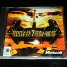 Urban Assault - 1996 Microsoft - IBM PC - With Manual - Rare