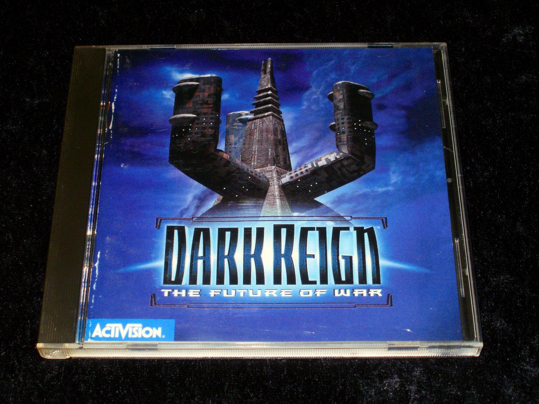 Dark Reign - 1997 Activision - IBM PC - With Manual