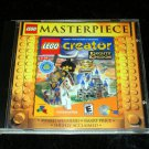 LEGO Creator Knight's Kingdom - 2000 LEGO Media - IBM PC - With Manual