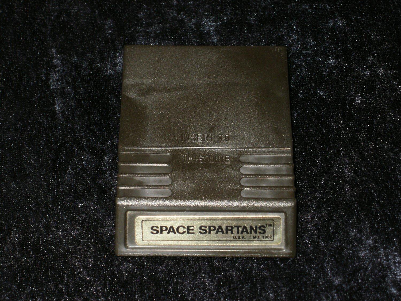 Space Spartans - Mattel Intellivision