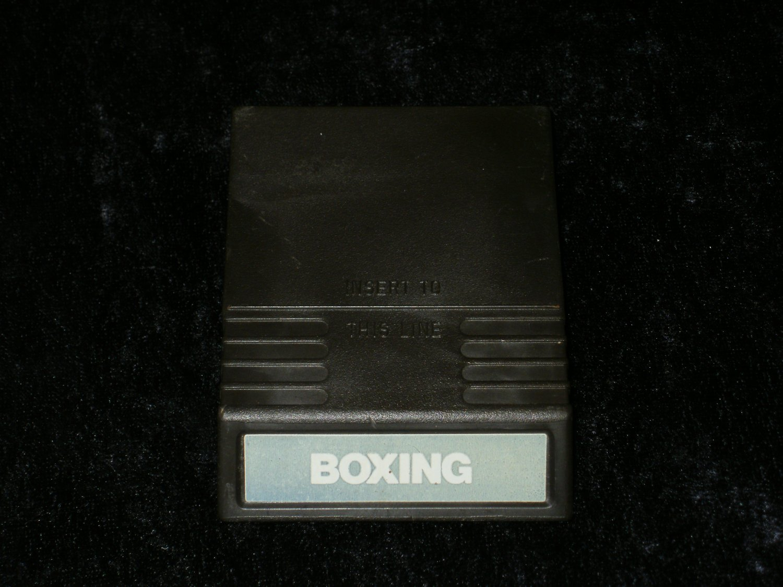 Boxing - Mattel Intellivision
