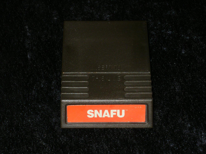 Snafu - Mattel Intellivision