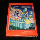 Night Stalker - Mattel Intellivision - Complete CIB