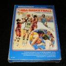 NBA Basketball - Mattel Intellivision - Complete CIB