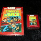 Donkey Kong Junior - Atari 2600 - With Box - 1988 Atari Version