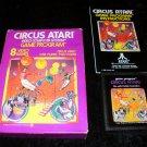 Circus Atari - Atari 2600 - Complete CIB