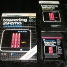 Towering Inferno - Atari 2600 - Complete CIB