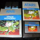 Space Invaders - Atari 5200 - Complete CIB