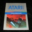 Countermeasure - Atari 5200 - Manual Only