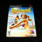 Summer Heat Beach Volleyball - Sony PS2 - Complete CIB