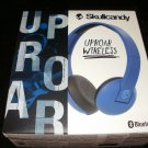 Uproar Wireless Bluetooth Headphones - Skullcandy 2016 - Brand New
