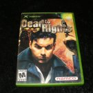 Dead to Rights - Xbox - Complete CIB