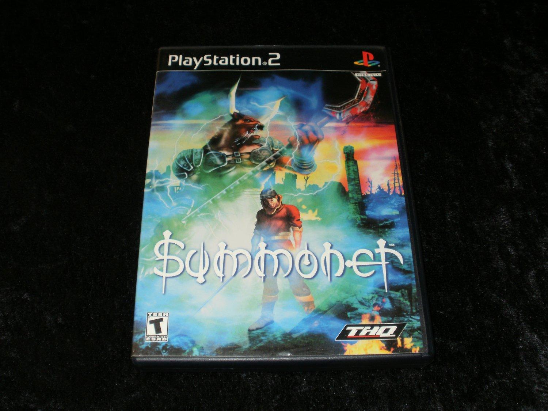 Summoner - Sony PS2 - Complete CIB