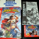 Shining Force II - Sega Genesis - Complete CIB - Rare