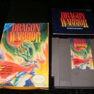 Dragon Warrior - Nintendo NES - Complete CIB