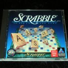 Scrabble - IBM PC - 1996 Hasbro Interactive - With Case & Manual