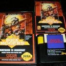 Buck Rogers Countdown to Doomsday - Sega Genesis - Complete CIB
