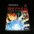 Orphen Scion of Sorcery - Sony PS2 - Complete CIB