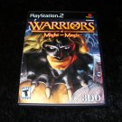 Warriors of Might and Magic - Sony PS2 - Complete CIB