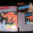 Dynowarz - Nintendo NES - Complete CIB