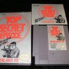 Golgo 13 - Nintendo NES - Complete CIB