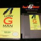 Low G Man - Nintendo NES - Complete CIB