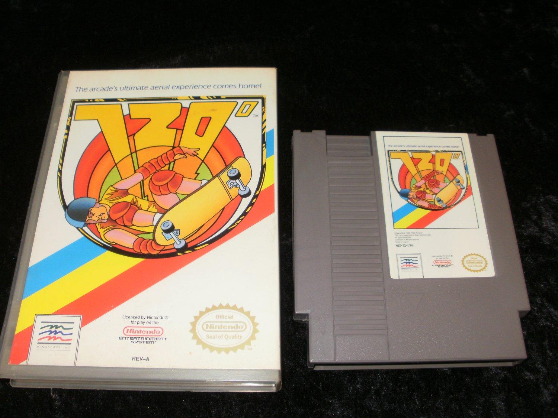720 - Nintendo NES - With Box