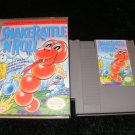 Snake Rattle n Roll - Nintendo NES - With Box