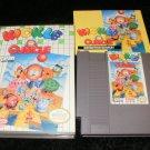 Kickle Cubicle - Nintendo NES - Complete CIB - Rare