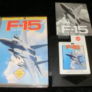 F-15 City War - Nintendo NES - Complete CIB