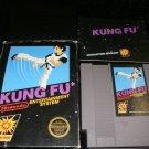 Kung Fu - Nintendo NES - Complete CIB