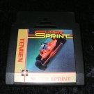 Super Sprint - Nintendo NES