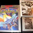 Galaga - Atari 7800 - Complete CIB