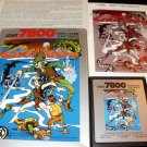 Crossbow- Atari 7800 - Complete CIB