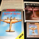 Ace of Aces - Atari 7800 - Complete CIB