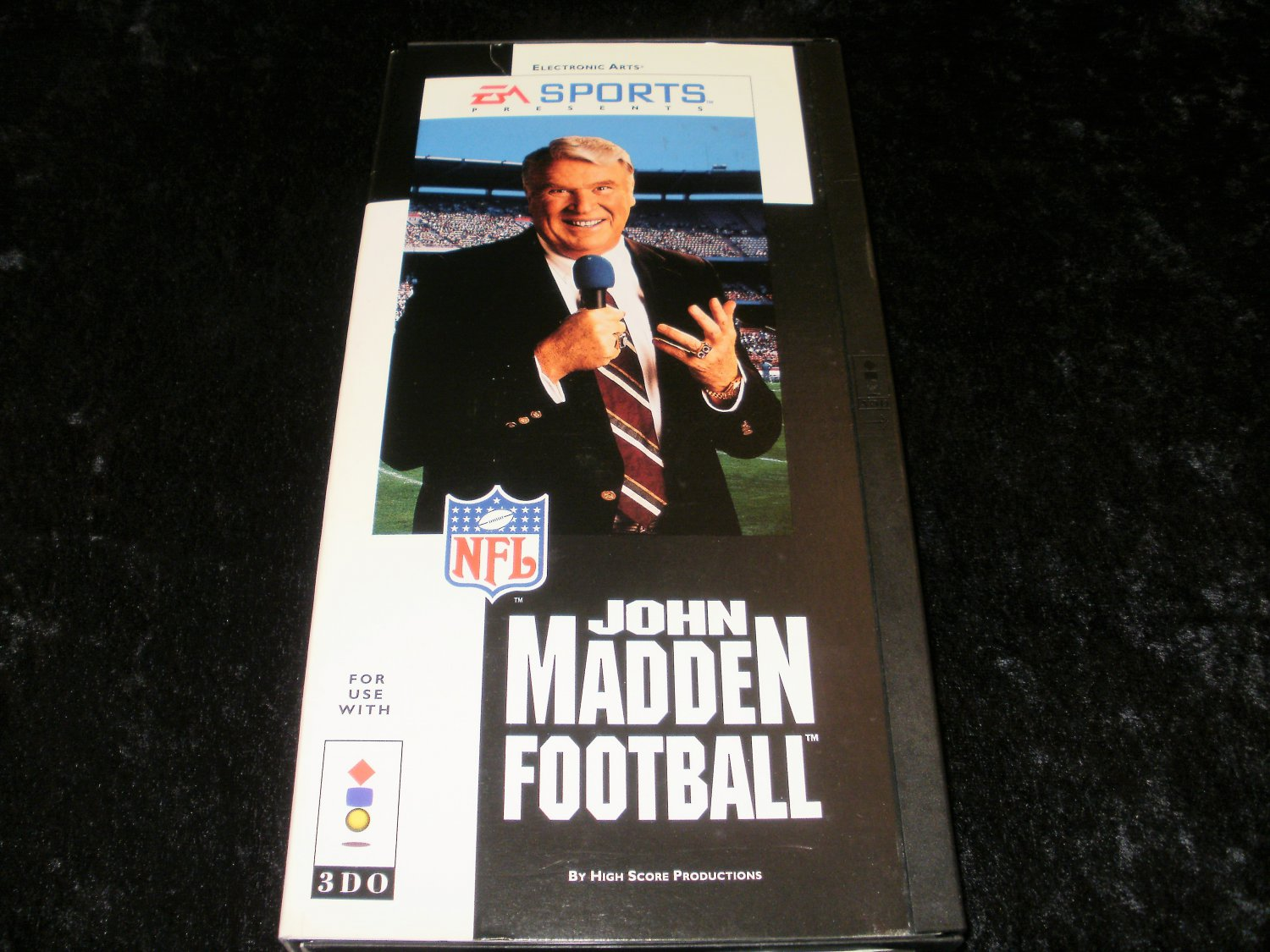 John Madden Football - 3DO - Complete CIB