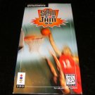 Slam N Jam 95 - 3DO - Complete CIB