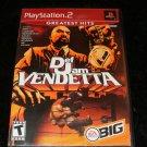 Def Jam Vendetta - Sony PS2 - Complete CIB