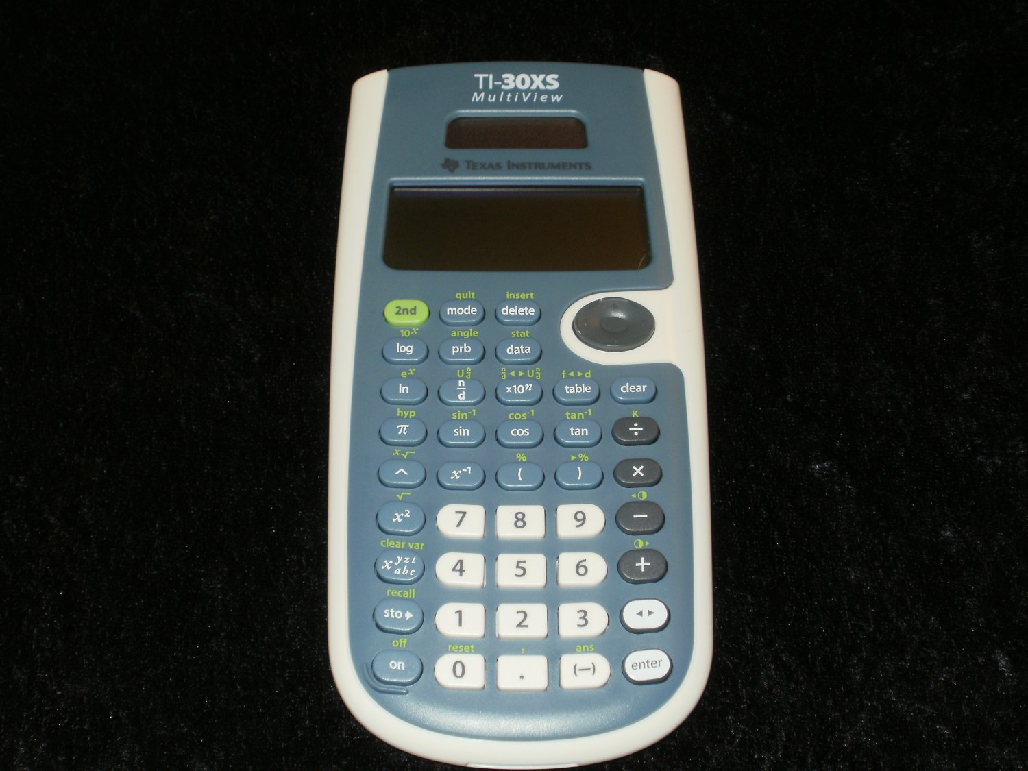 TI-30XS MultiView Scientific Calculator - Texas Instruments