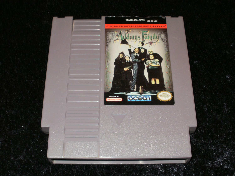 Addams Family - Nintendo NES