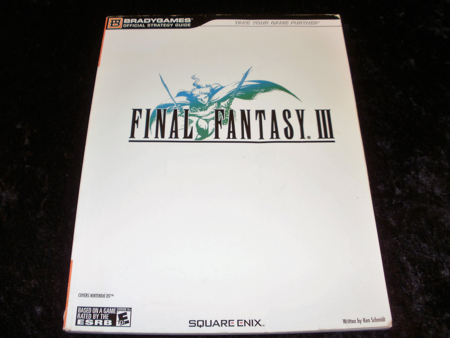 Final Fantasy III Official Strategy Guide - Bradygames (2006) - Paperback