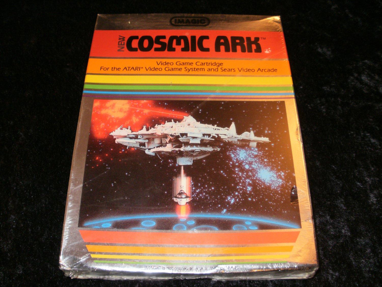 Cosmic Ark - Atari 2600 - Brand New Factory Sealed