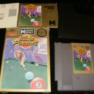 Side Pocket - Nintendo NES - Complete CIB