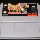 Shaq-Fu - SNES Super Nintendo